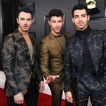 The Jonas Brothers wore makeup to the Grammys — here's how to get their look
