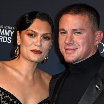Channing Tatum and Jessie J's PDA-filled Instagram posts mean they're *definitely* together