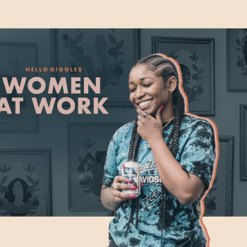 How this freelance designer believes you can pave your own path in any industry