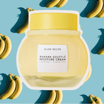 This is why bananas are popping up in all your favorite beauty products