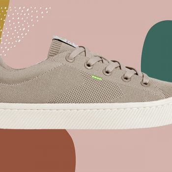 These sustainable sneakers are comfier than any other pair we've tried