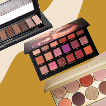 12 of the best eyeshadow palettes for every eye color