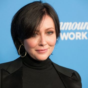 Shannen Doherty revealed that her breast cancer has returned
