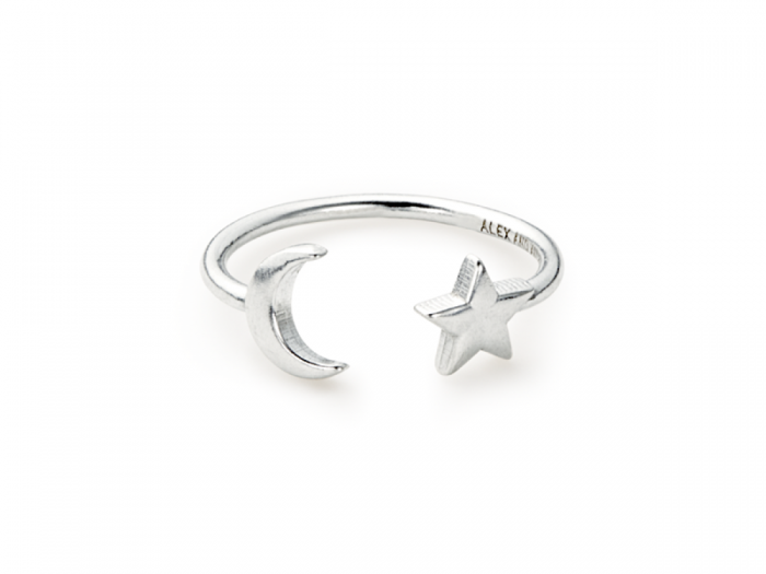 alec and ani sterling silver stackable ring