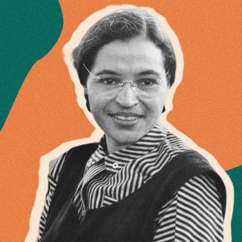 For both Black History Month and her birthday, we honor Rosa Parks