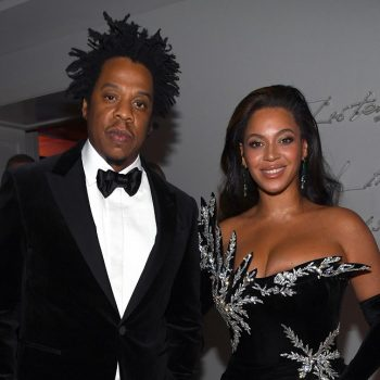 Jay-Z says he and Beyoncé didn't even realize they were sitting during the national anthem at the Super Bowl