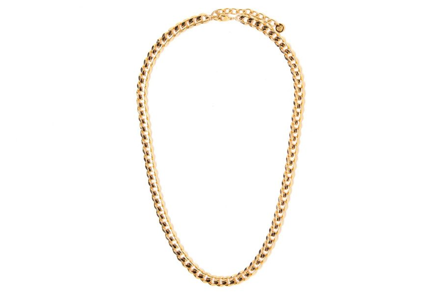 Tess + Tricia quinn chain link necklace