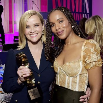 """Kerry Washington opened up about Reese Witherspoon's mentorship and Hollywood's newfound """"sisterhood"""""""