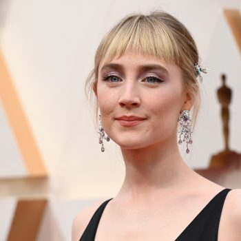 Here's what Saoirse Ronan wore to her first Oscars at age 13
