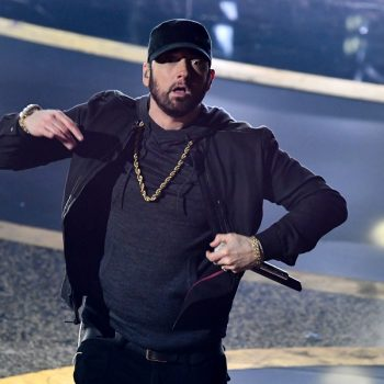 """These are the best memes about Eminem's very random Oscars performance of """"Lose Yourself"""""""