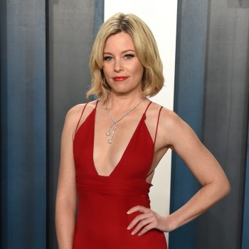 Elizabeth Banks just re-wore her dress from the 2004 Oscars after party