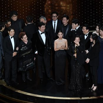 'Parasite' is the first international film to win Best Picture at the Oscars