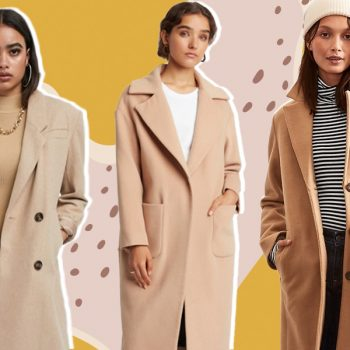 9 camel coats to shop for spring and winter, starting at $50