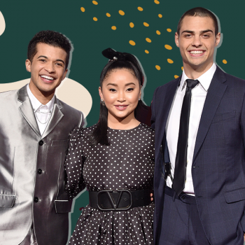 <em>To All The Boys</em> star Jordan Fisher is Team Peter, but here's why he thinks John Ambrose is Lara Jean's endgame