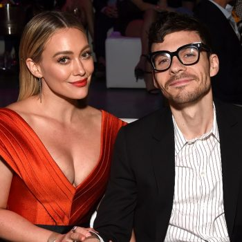 Hilary Duff's first song in years is a 2000s-era cover with her husband Matthew Koma