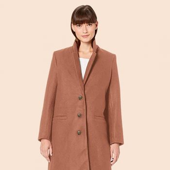 """Amazon shoppers call this """"the most perfect coat"""""""