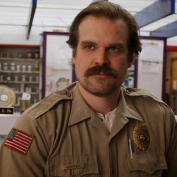 Hopper's fate is revealed in the new <em>Stranger Things</em> Season 4 teaser