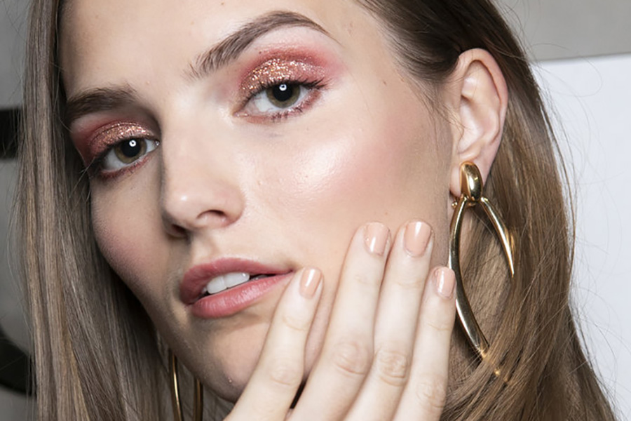 This is the most universally flattering nail polish, according to Fashion Week's busiest nail artist