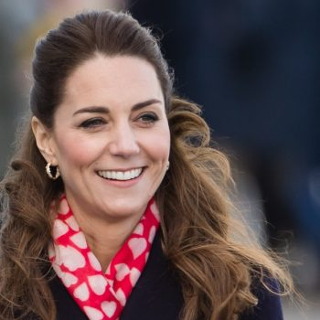 "Kate Middleton opened up about having hyperemesis gravidarum, saying ""I'm not the happiest of pregnant people"""