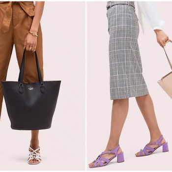 You can get 50% off Kate Spade's most classic bags with this promo code