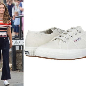 Kate Middleton, Nina Dobrev, and more celebs love this sneaker brand—and it's on sale at Zappos