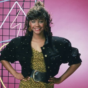 "Lisa Turtle herself, Lark Voorhies, felt ""slighted and hurt"" after not being asked to join the <em>Saved by the Bell</em> sequel"