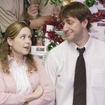 Jenna Fischer finally told us what was in the teapot that Jim bought for Pam on <em>The Office</em>