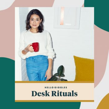 How Girls' Night In founder Alisha Ramos manages her workflow and sets boundaries at work