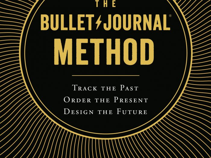 bullet journal method book from amazong