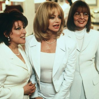 Bette Midler, Diane Keaton, and Goldie Hawn will have a <em>First Wives Club</em> reunion in a new movie, and Twitter is screaming