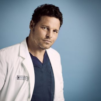 Justin Chambers' Alex finally got his goodbye <em>Grey's Anatomy</em> episode