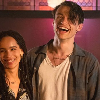 Zoë Kravitz makes a case for this unlikely spring trend in <em>High Fidelity</em>