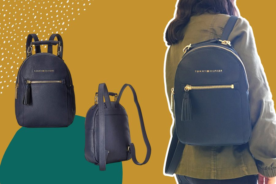 This $59.99 Tommy Hilfiger backpack should be your next workwear staple