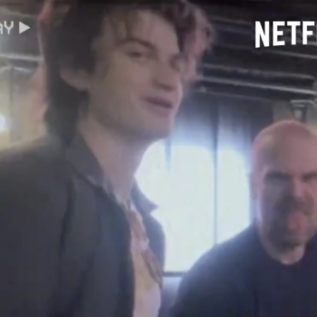 This new <em>Stranger Things</em> behind-the-scenes video confirms ALL our faves are back for Season 4