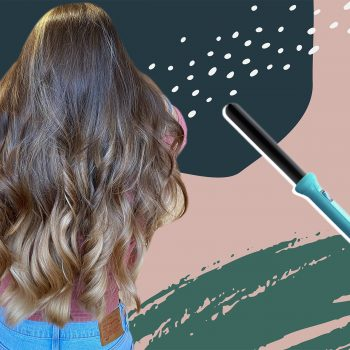 I recommend this $69 curling wand to everyone I know