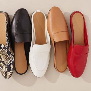 This Meghan Markle-loved brand launched stylish mules that feel like comfy slippers