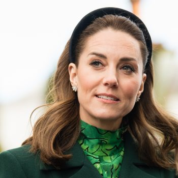 Kate Middleton's new bangs are making us want to try the chop