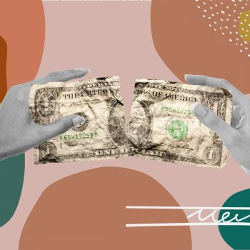 "4 readers reveal how money ruined a friendship—from bill-splitting to ""borrowing"""