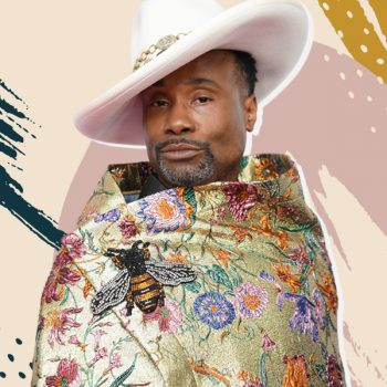 """How self-described """"workaholic"""" Billy Porter is learning to prioritize self-care even when it's hard"""