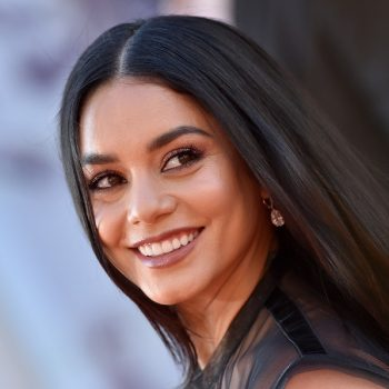 "Vanessa Hudgens's reaction to seeing her ""divine feminine angel"" tattoo for the first time is priceless"