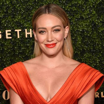 Hilary Duff uses this $29 dark spot toner to tackle her postpartum melasma