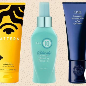 The 9 best leave-in conditioners for every hair type and texture