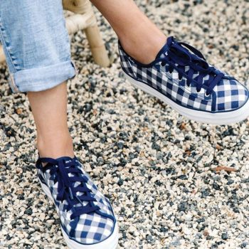 Reese Witherspoon's Draper James teamed up with Keds for the cutest spring sneakers