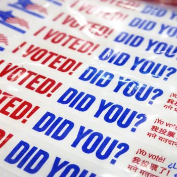 Politics 101: Is voting in the primary election just as important as voting in the presidential election?