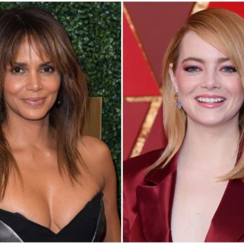 Emma Stone and Halle Berry's facialist shared her at-home face mask recipe for dry skin