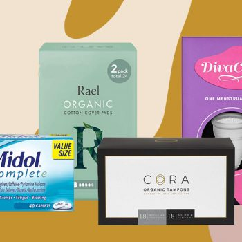 Menstrual hygiene products are selling out, but we found 10 you can still buy online