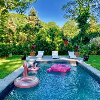 How I finally turned my childhood dream of owning a pool into a reality