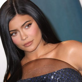 Kylie Jenner has skipped wigs during quarantine, and we can't believe how light her natural bob is