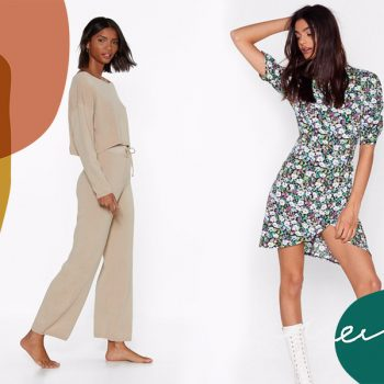 Literally everything is 60% off or more at Nasty Gal right now