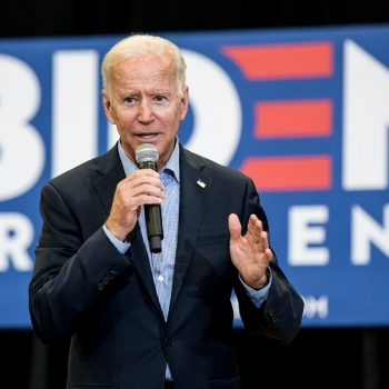 Joe Biden's former staffer alleges that he sexually assaulted her
